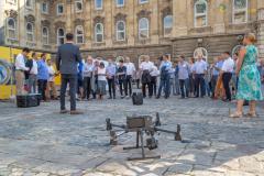 113. Drónbemutató és Éves Közgyűlés 2020. 07. 21.