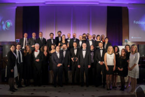 A Szecskay Ügyvédi Iroda nyerte az Év Versenyjogi Csapata díjat az első Jogászdíj gálán