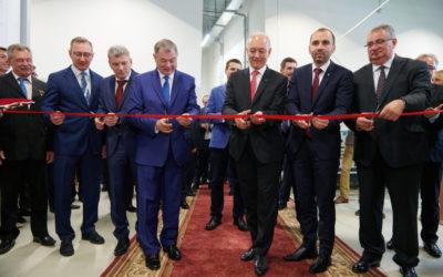 Sajtóközlemény – Oroszországban nyitott gyárat a magyar Sanatmetal