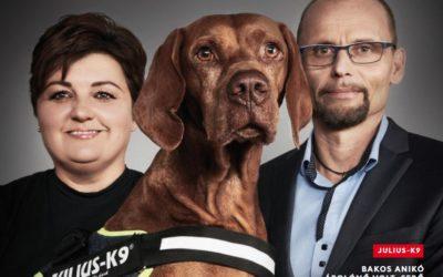 A kutyások Nike-ja lenne a világhódító magyar kutyahám