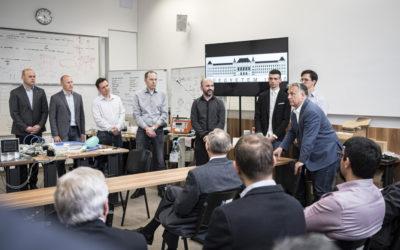 Bemutatták a magyar gyártású lélegeztetőgépet! A projekt csapat aktív tagja Klubtársunk, Dr. Nyirő József!