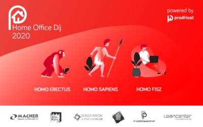 Home Office Díj 2020